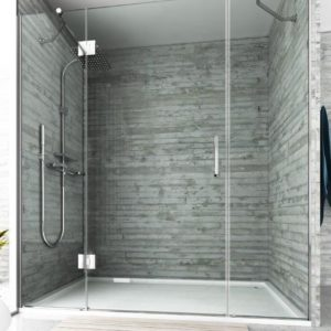 Porte doccia su misura Esbath EXF213IR