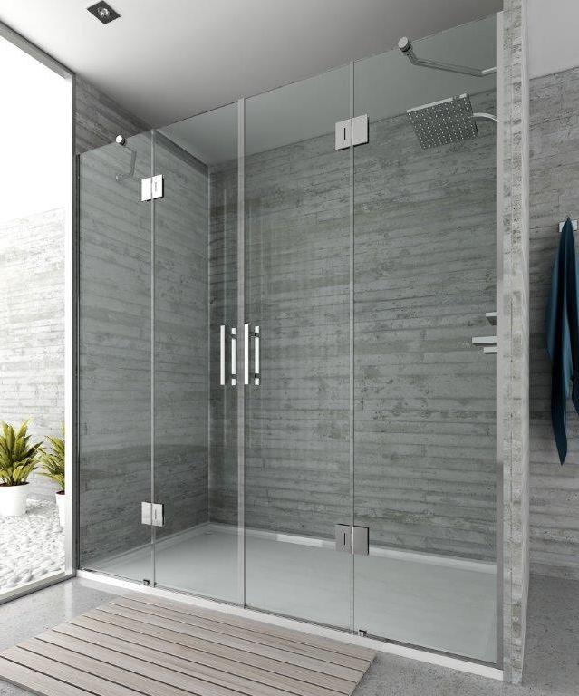 Expertbath it furo i14 porte doccia su misura e sopravasca - Pareti doccia su misura ...