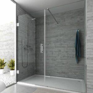 Porte doccia su misura Esbath EXF215IR