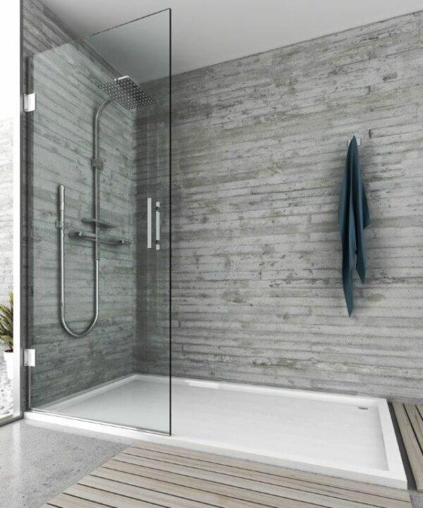 Porte doccia su misura Esbath EXF230IR