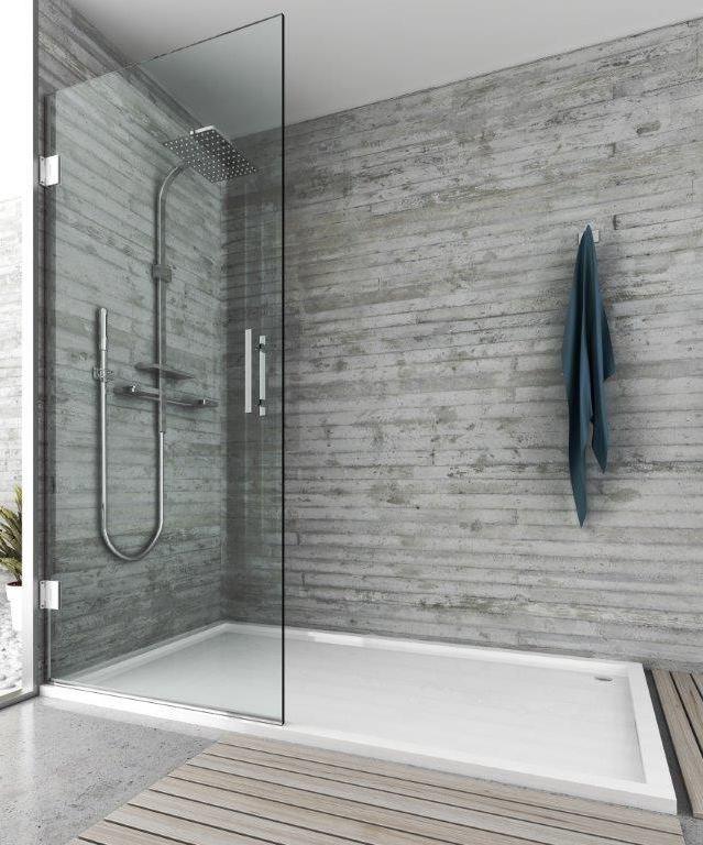 Expertbath it furo i30 porte doccia su misura e sopravasca - Pareti doccia su misura ...