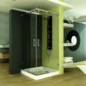 Box doccia Quadrata e Rettangolare Scorrevoli