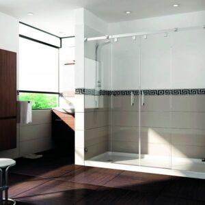 Porte doccia su misura Esbath EXS225D1