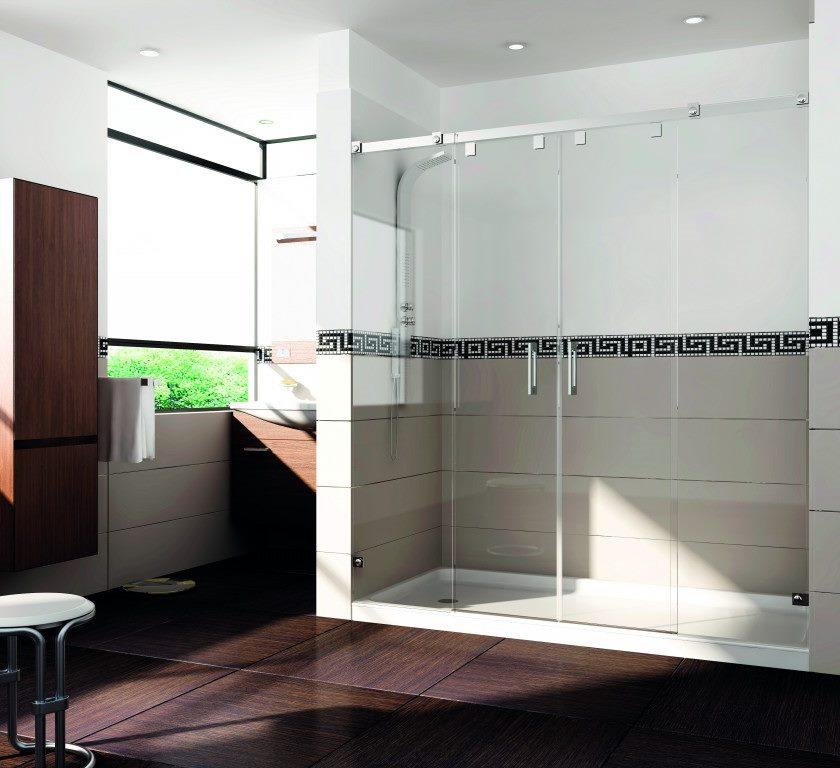 Expertbath it shawa d25 porte doccia su misura e sopravasca - Pareti doccia su misura ...