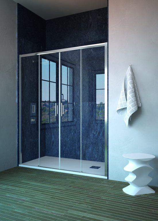 Porte doccia su misura Esbath EXS225EA