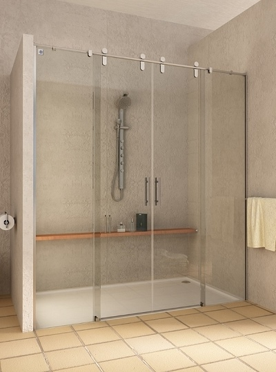 Porte doccia su misura Esbath EXS225IR