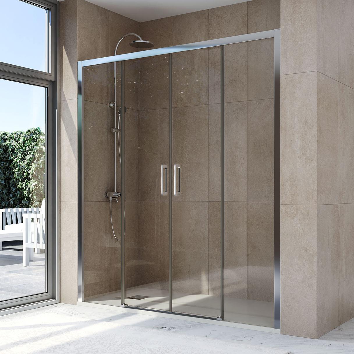 Shawa E25 Porte doccia su misura