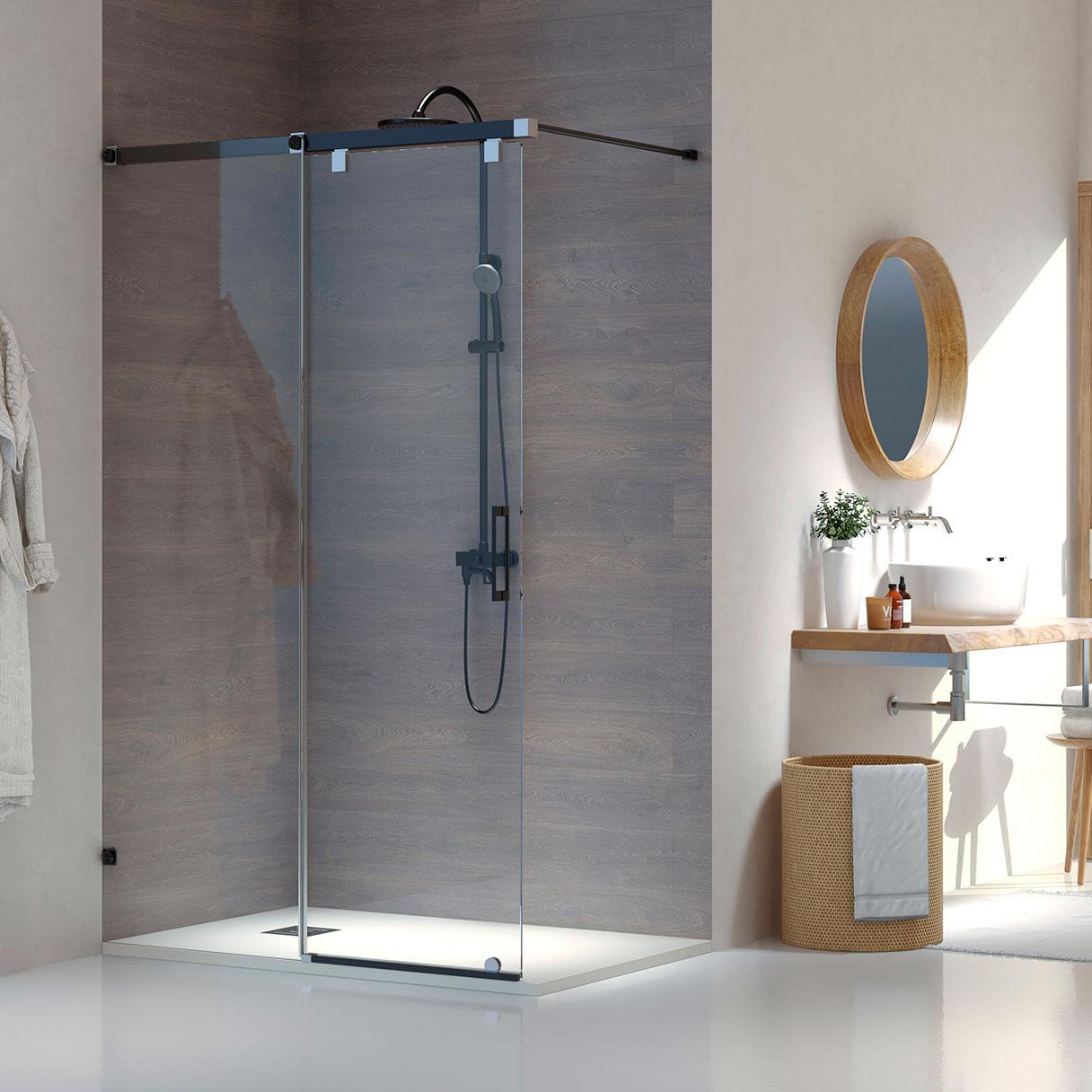 Shawa D15 Porte doccia su misura