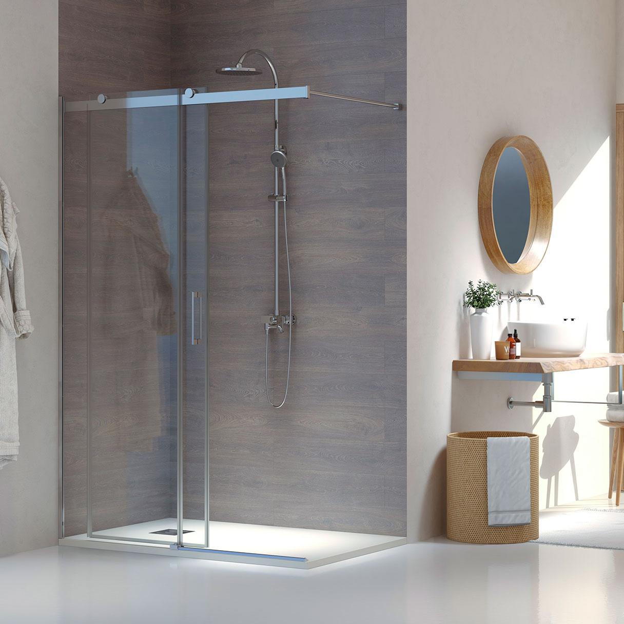 Shawa D15-2 Porte doccia su misura